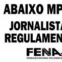 Dia Nacional de Mobilização contra a MP que extingue o registro é nessa quarta-feira (04/12)