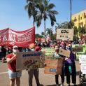 No Dia de Mobilização, jornalistas vão às ruas em defesa da EBC e contra a MP 1045