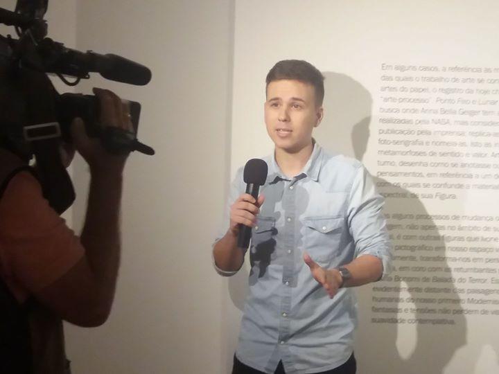 Abertas as inscrições para o 79º Curso de Telejornalismo Aliene Coutinho