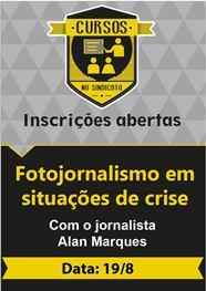Curso Fotojornalismo