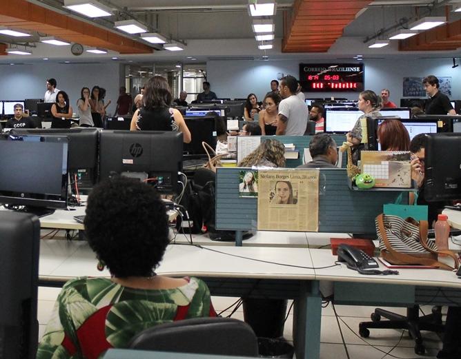 Correio Braziliense anuncia que irá congelar férias dos funcionários