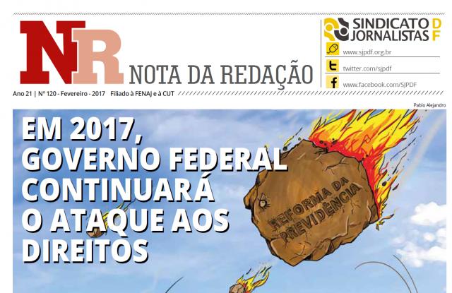 Nova edição do jornal do Sindicato já está no ar