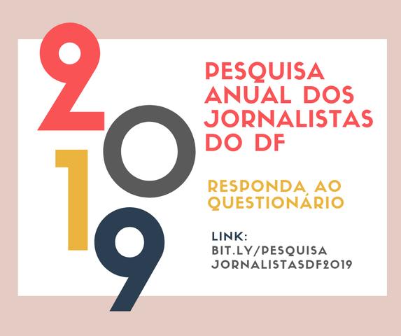 Jornalista, responda à pesquisa anual sobre sua visão da profissão e condições de trabalho