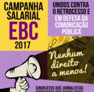 Campanha Salarial EBC 2017