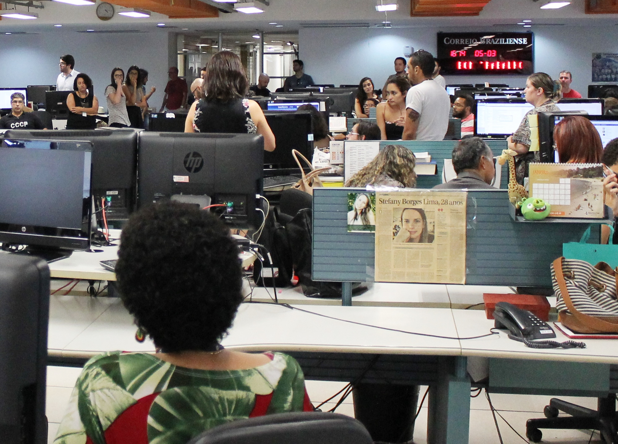 Sindicato solicita reunião com Correio Braziliense para discutir assédios moral e sexual