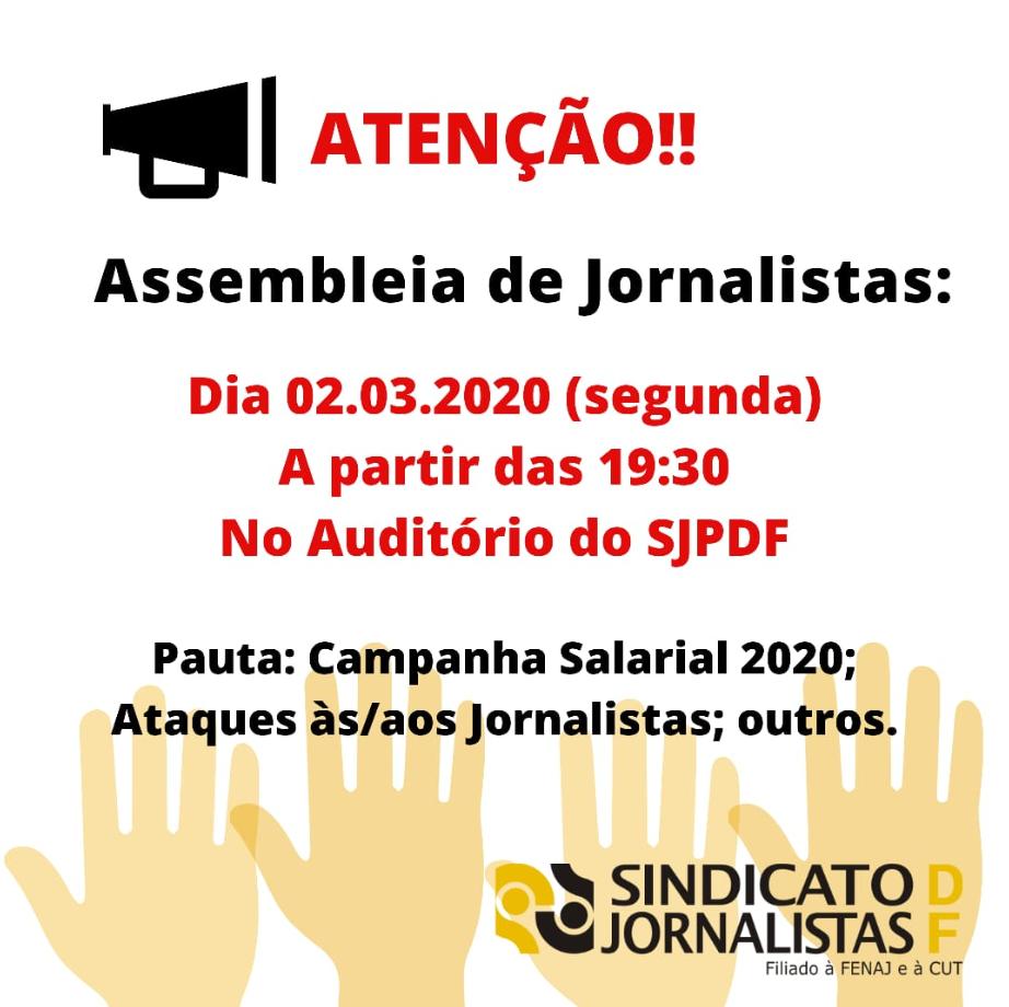 Em defesa das mulheres jornalistas e contra o machismo