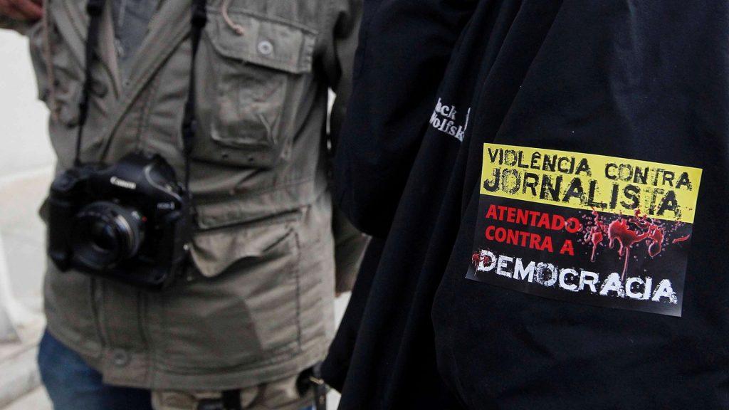Sindicato repudia violência realizada contra jornalistas durante o carnaval
