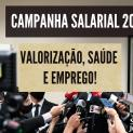 Campanha salarial 2021: patrões empurram negociação com a barriga