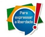 pra expressa a liberdade