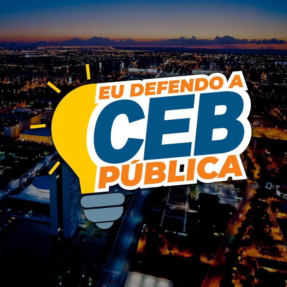 Sindicato dos Jornalistas defende a CEB pública e se manifesta contra as privatizações do governo Ibaneis